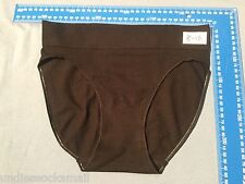 4 X BAMBOO women's  Underwear WIDE BAND SIZE S or 8-10 Black