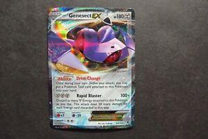 Pokemon Genesect EX Holo Rare Fates Collide NM 64/124