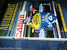 AUTOCOURSE 1987 88 AYRTON SENNA LOTUS ALAIN PROST NIGEL MANSELL NELSON PIQUET F1