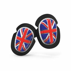 Oxford Union Jack Knee Sliders Perfect for Racing, Track Days and Everyday Use