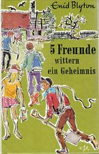 Five Friends Wittern a / One Geheimnis From Enid Blyton Mint