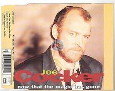 JOE COCKER now that the magic has gone CD MAXI