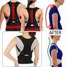Adjustable Support Correction Back Lumbar Shoulder Brace Belt Posture Corrector