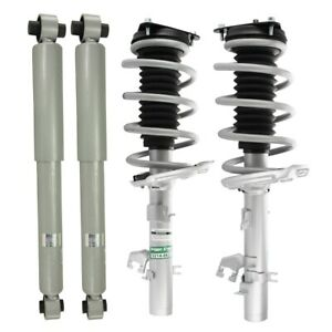 Complete Strut Spring Assembly Shocks for 14-17 Nissan Rogue
