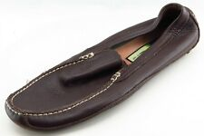 Clarks Shoes Size 11.5 M Brown Driving Leather Men