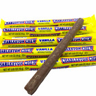 Pack of 5 Charleston Chew Vanilla American Sweets18g each Free UK Delivery