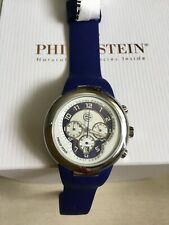 BNEW Philip Stein  32-AN-RN Active 45mm Chronograph Men's Watch