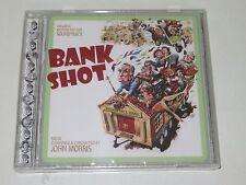 BANK SHOT/SOUNDTRACK/JOHN MORRIS(KR 20013-5)CD ALBUM NEU