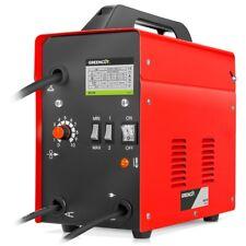 Saldatrice a filo continuo MIG 100A con/senza gas turbo ventilato -GREENCUT