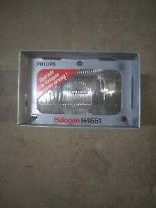 PHILLIPS H4651 Headlight Bulb 1977-81 Pontiac Firebird Trans Am 2 Prong