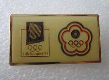 1994 LILLEHAMMER WINTER Olympics TAIWAN TAIPEI NOC pin badge 1