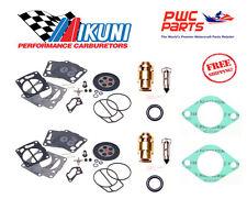 SEADOO Mikuni DUAL Carb Rebuild Kit SBN-I  951 XP GTX RX GSX-L Needle Seat Gaskt