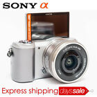 [Brand New] SONY Alpha A5000 Mirroless Digital Camera White with 16-50mm Lens
