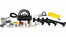 Conductor's Special 238A Train Horn Kit with Inflation Gun and Coil Hose