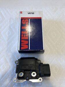 New Wells VR765 Voltage Regulator 1984-88 Ford E43Z-10316-A/E6TZ-10316-A