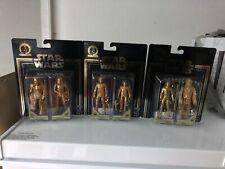 Star Wars Commemorative Edition Han Solo, Leia, Vader, Stormtroooper, Luke, Chew