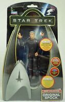 Star Trek Warp Collection, Original Spock Action Figure, Playmates Toys, New