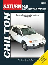 2003-2009 Saturn Vue Chilton Repair Manual 2008 2007 2006 2005 2004 2003 2316