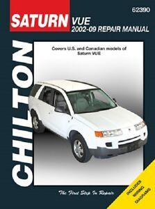 Car Truck Repair Manuals Literature For Saturn For Sale Ebay
