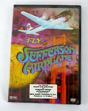 Fly Jefferson Airplane (DVD, 2004) Documentary+Live Perfomances Marty Balin New