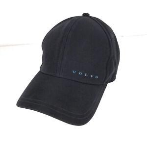 VOLVO baseball hat cap black OSFM hbx50