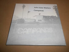 "JOHN ISAAC WATTERS "" CAMPANAS "" DIGIPAK CD ALBUM EXCELLENT 2013 INDEPENDENT FOLK"