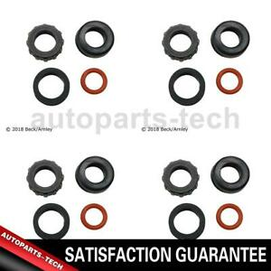4x Beck/Arnley  Fuel Injector O-Ring For Dodge Colt 1988~1994