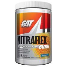 GAT Nitraflex C Testostérone Soutien Pré-Entraînement-Choisissez Arôme
