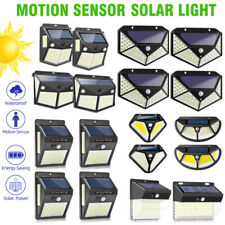 3 Mode Solar Light LED Waterproof Outdoor Home Yard Lamps Motion Sensor Lights