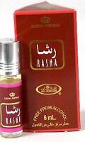Rasha 6ml by Al Rehab Perfume/Attar / Ittar  Amber, White Musk, Animalic