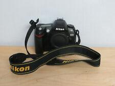 Nikon D70 6.1 MP Digital SLR Camera Body Only.