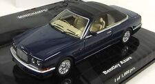 MINICHAMPS 1:43 BENTLEY AZURE 1996 blue