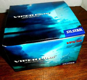 NEW Silstar Viper Plus Spinning Reel VPX50
