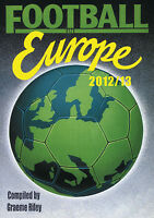 Football in Europe 2012/13 - European Statistics book Results League Tables UEFA