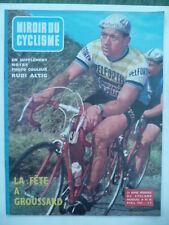Mensuel MIROIR DU CYCLISME n° 30  nlle série - Avril 1963  avec supplément photo