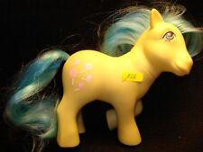 MON PETIT PONEY *my little pony N°166 Hasbro hong-kong 1984