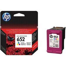 HP 652 color ink cartridge F6V24AE For Deskjet 3835,deskjet 4675 printers