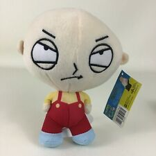 """Family Guy Stewie Griffin 7"""" Plush Stuffed Animal Toy 2019 Toy Factory New Tags"""