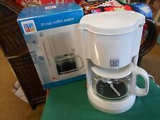 NIB-RTH 10 Cup COFFEE MAKER....................SALE