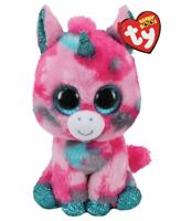 TY BEANIE BABIES BOOS GUMBALL UNICORN PLUSH SOFT TOY NEW WITH TAGS