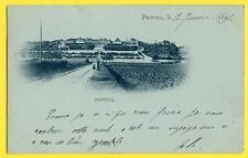 CPA France 77 - PROVINS (Seine et Marne) L' HÔPITAL Avant 1900