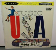 NEAL HEFTI MUSIC USA (VG+) CRL-757256 LP VINYL RECORD