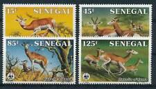 254255) Senegal Nr.875-8** WWF Gazellen