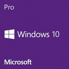 Microsoft Windows 10 Pro, deutsch