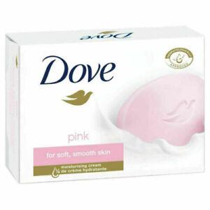 (Pack of 6) Dove Pink For Soft Smooth Skin 2 - 100g (3.5oz) bar/pkg.