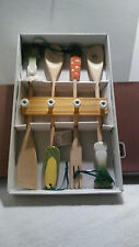 GALLERY ORIGINALS by Avon - Vegetable Utensils and Rack  > Vintage 1984 >  NIB