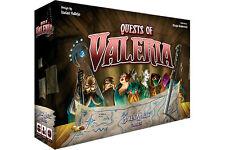 Quests Of Valeria Micro Board Game Daily Magic Games DMGQOV001 Mini Fantasy Card