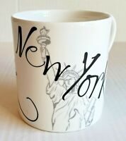 Wedgwood Bone China - GRAND GOURMET - New York Mug