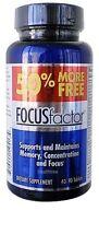 FOCUS factor 90 Tablet dietary supplement 90 Tablets
