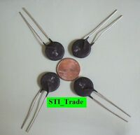 4X 14A 4 Ohm  ICL - Current Limiting Thermistor Ametherm SL22 4R014 Also SG32